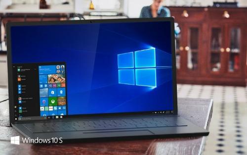 Microsoft ra mắt hệ điều hành mới Windows 10 S - 1
