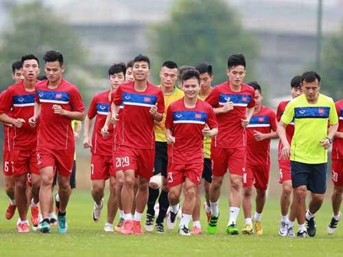 Vui và lo với U20 Việt Nam - 1