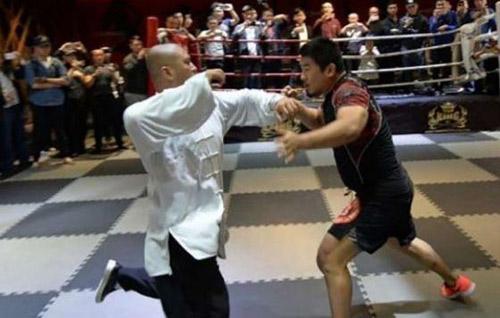 MMA sỉ nhục võ Trung Quốc: Chê Lý Tiểu Long, bị gạ đấu 2 tỷ VNĐ - 1