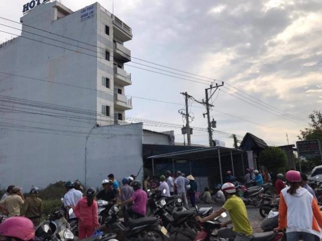 Sở Tư pháp Bình Thuận điểm danh cán bộ sau vụ cháy khách sạn