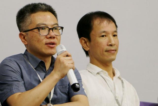 GS Ngô Bảo Châu chọn nghề cắt tóc khi ngồi trên ghế nhà trường - 1