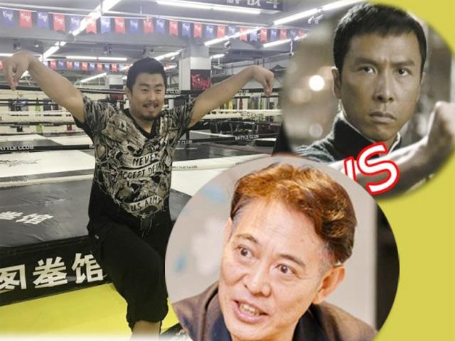 """MMA sỉ nhục võ TQ: Chân Tử Đan, Lý Liên Kiệt """"song kiếm"""" phản pháo"""