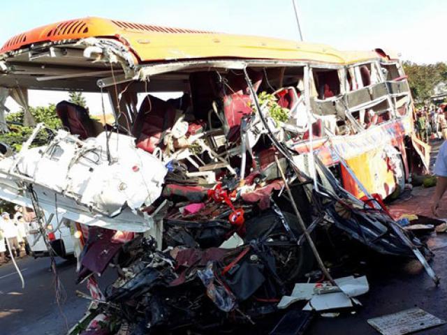 Xe khách trong vụ tạn kinh hoàng ở Gia Lai ngắt giám sát hành trình