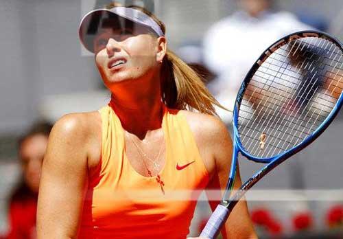 Sharapova – Baroni: Nỗi thất vọng 30 phút (V1 Madrid Open) - 1