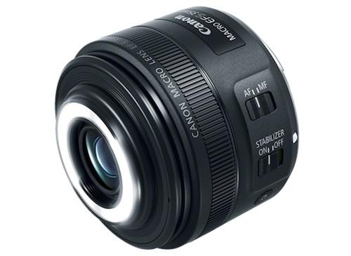 Canon công bố lens máy ảnh đầu tiên tích hợp công nghệ Macro Lite - 1
