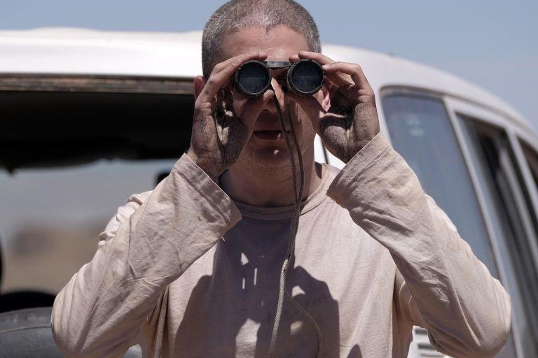 """Kịch tính """"Vượt Ngục 5"""": Anh em Michael lạc lối trong sa mạc - 1"""