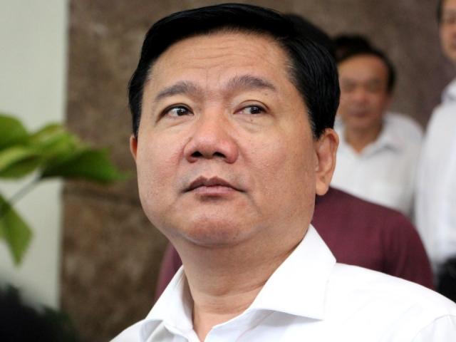 Ông Đinh La Thăng: Tôi xin lỗi Đảng, Nhân dân, xin lỗi đồng chí Tổng bí thư