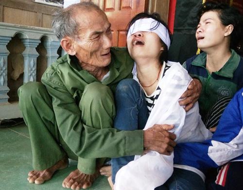 Vụ 3 người bị sét đánh chết: Sự trùng hợp đau xót! - 1