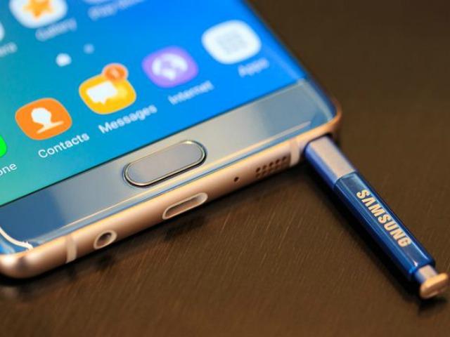 Giá Galaxy Note 7 tân trang chỉ bằng một nửa giá cũ