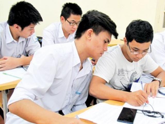 Thi THPT quốc gia 2017: Chọn bừa một đáp án có thể trượt tốt nghiệp