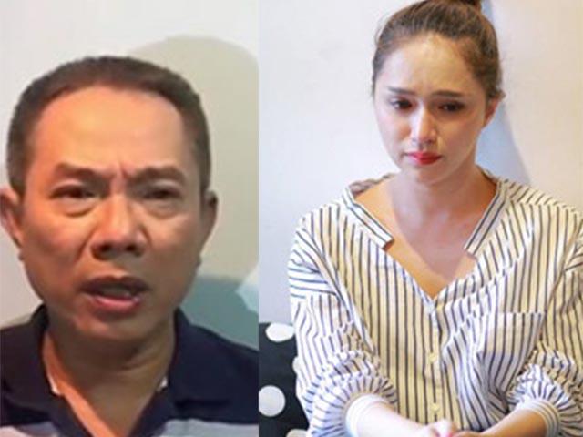 NS Trung Dân quay clip tha thứ, Hương Giang Idol vội khóa Facebook