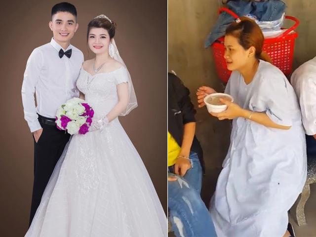 Hy hữu: Cô dâu chuyển dạ trước lễ cưới, cả họ tức tốc đi đỡ đẻ