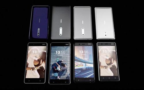 Lộ video Nokia 8 dùng camera kép và một smartphone mới - 1