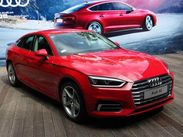 Audi A5 Sportback 2017 ra mắt Việt Nam - 1
