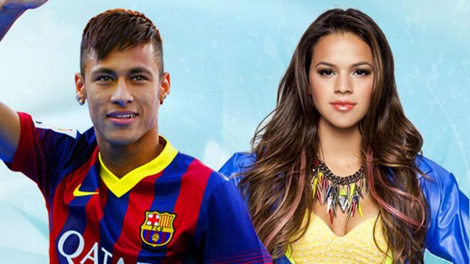 """Mỹ nhân khiến danh thủ Neymar và Justin Bieber suýt """"tẩn"""" nhau - 1"""