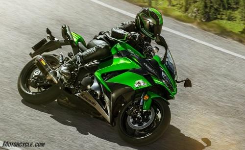 5 sự thật thú vị về Kawasaki Ninja 1000 ABS - 1