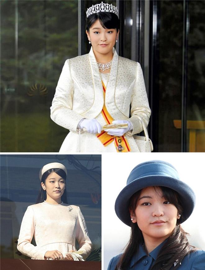 Dung nhan công chúa Nhật từ bỏ địa vị yêu thường dân - 1