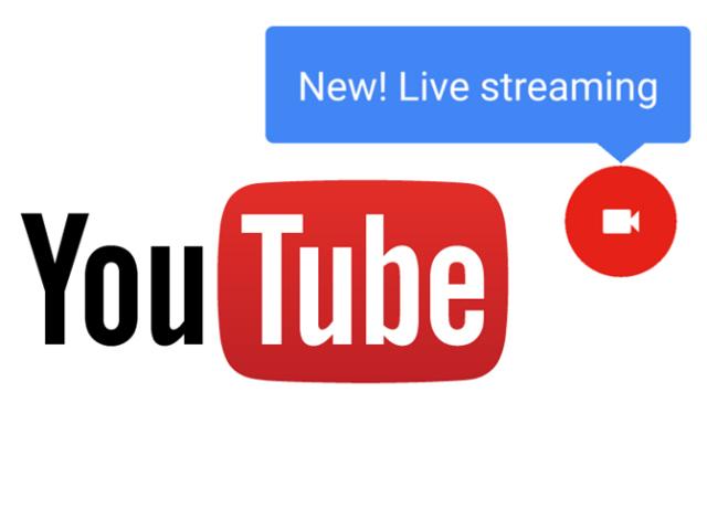 Ai cũng có thể phát trực tiếp Live Stream trên ứng dụng di động