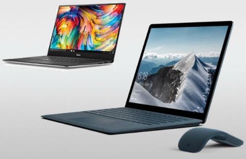 Microsoft Surface đọ sức cùng Dell XPS 13 - 1