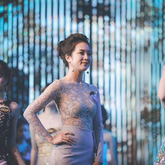Cuộc thi tìm ra gương mặt đại diện của trường Đại học Thăng Long (Hà Nội)- ngôi trường nổi tiếng nhiều trai xinh gái đẹp thu hút sự quan tâm đặc biệt của dân mạng những ngày vừa qua.