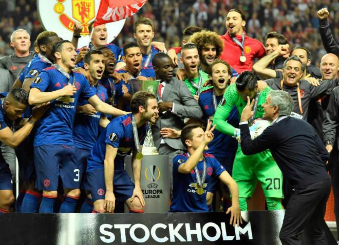 MU vô địch Europa League, trở lại cúp C1: Top 4 là muỗi với
