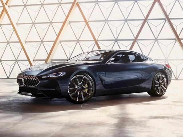 BMW 8-Series hoàn toàn mới trình làng - 1
