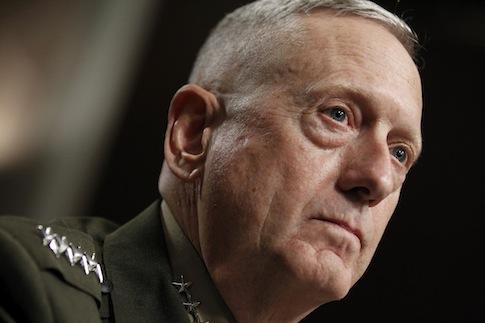 Bộ trưởng QP Mỹ lo ngại chiến tranh với Triều Tiên - 1