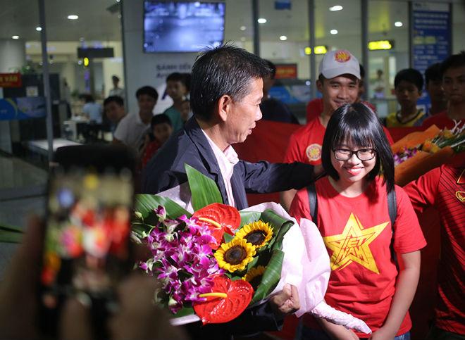 U20 Việt Nam về nước: 3 trận - 1 điểm ở World Cup, vẫn tự hào - 1