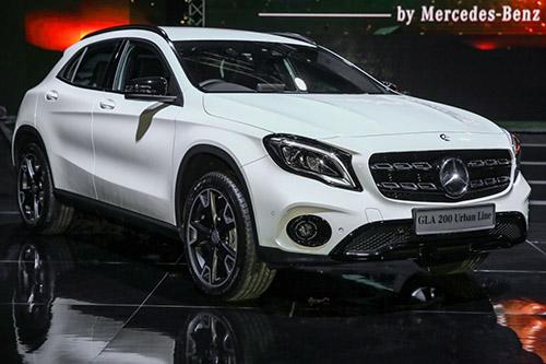 Mercedes-Benz GLA 2018 xuất hiện, giá từ 1,26 tỷ đồng - 1