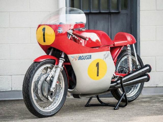 Agostini MV Agusta bản sao có giá hơn 7 tỷ đồng