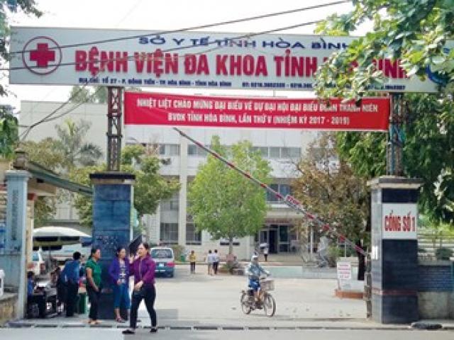 """Hòa Bình nói gì về """"quan lộ"""" của Giám đốc bệnh viện tỉnh?"""