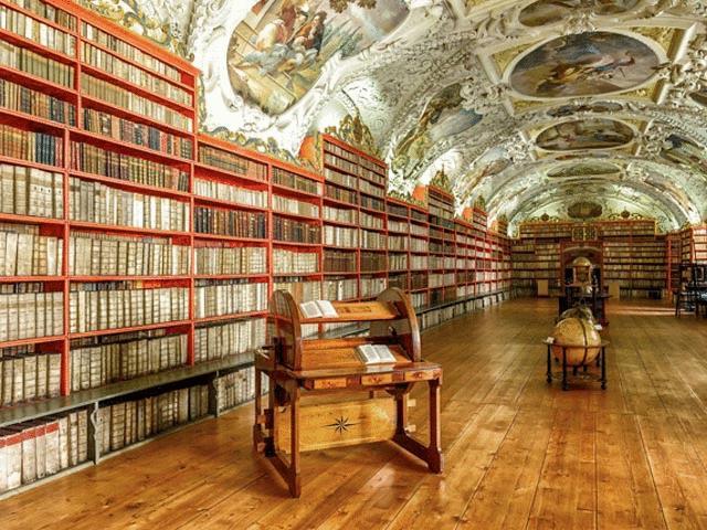 26 thiên đường đẹp nhất hành tinh cho người mê đọc sách