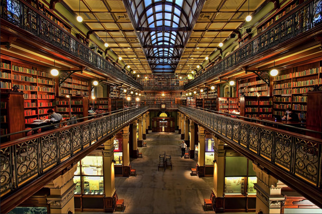 9. Thư viện Tiểu bang Nam Úc, Adelaide, Úc