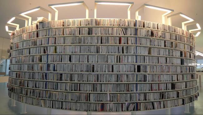 22. Thư viện Centraal Bibliotheek, Hà Lan