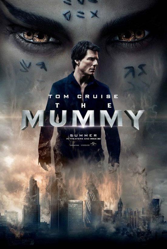 """""""Xác ướp"""" của Tom Cruise tả tơi vì bị giới phê bình chê - 1"""