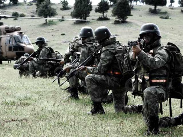 Hậu quả khôn lường khi Thổ Nhĩ Kỳ vội đưa quân đến Qatar