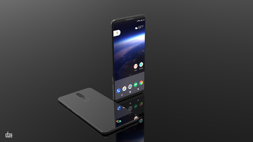 Video concept Google Pixel 2 đẹp không kém Galaxy S8 - 1