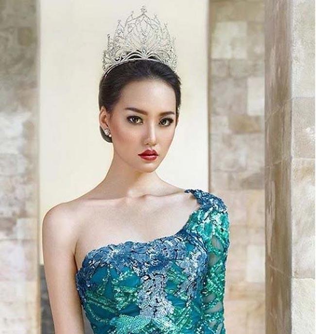 Hoa hậu Indonesia 2016 Felicia Hwangcũng là mỹ nhân Á góp mặt trong danh sách này.