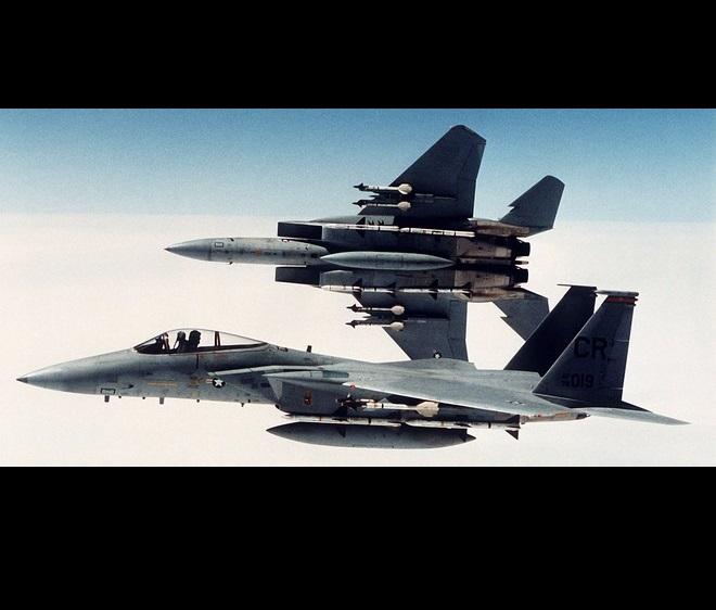 Qatar đổ 12 tỉ USD mua tiêm kích hiện đại F-15 của Mỹ - 1