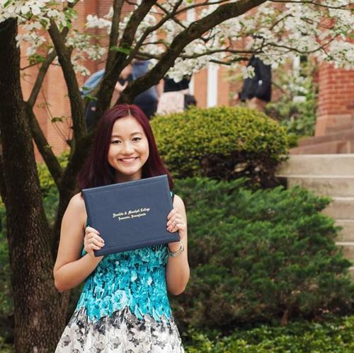 Cô gái từ chối hai học bổng tiến sĩ để học thạc sĩ - 1
