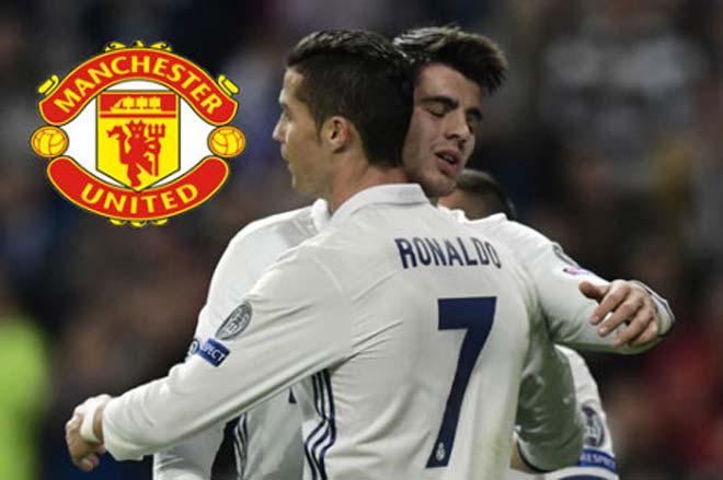 MU mua Ronaldo & Morata gần 200 triệu bảng: Thương vụ có 1 không 2 lịch sử - 1