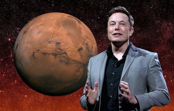 Elon Musk tiết lộ thêm về sứ mệnh đưa 1 triệu người lên sao Hỏa - 1