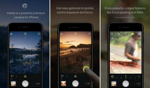 5 ứng dụng hô biến iPhone 7 Plus thành camera chuyên nghiệp - 1