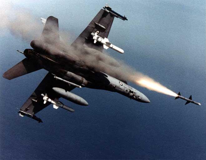 Vì sao chiến đấu cơ Mỹ bắn hạ máy bay Syria? - 1