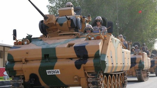 Thổ Nhĩ Kỳ đưa quân tới Qatar, Mỹ bất ngờ đổi giọng - 1