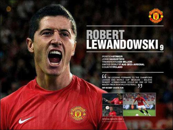 """MU cần gì Ronaldo, Morata: Đã có """"đại bàng"""" Lewandowski - 1"""