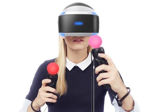 Sony công bố giá bán hệ thống chơi game thực tế ảo PlayStation VR - 1