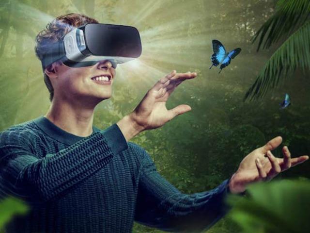 Samsung đang phát triển kính thực tế ảo Gear VR siêu phân giải