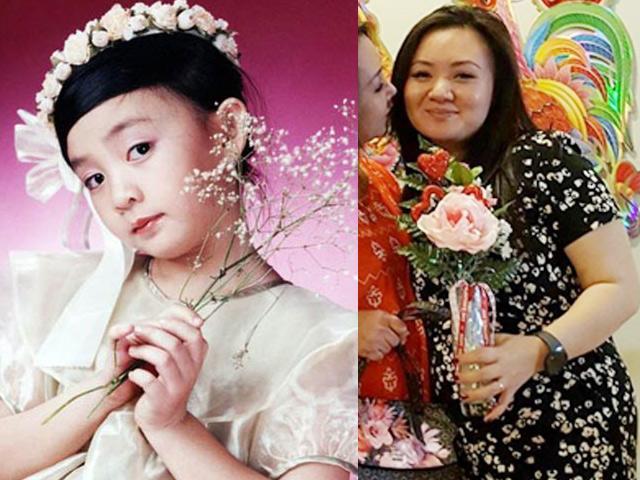 """""""Bé"""" Xuân Mai lấy chồng thuở 19, làm mẹ 2 con khi còn quá trẻ - 1"""