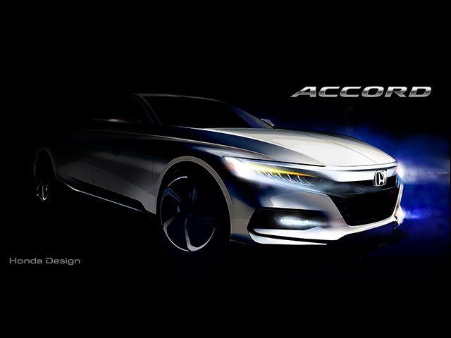 Honda Accord 2018 hoàn toàn mới sẽ ra mắt vào tháng 7 - 1